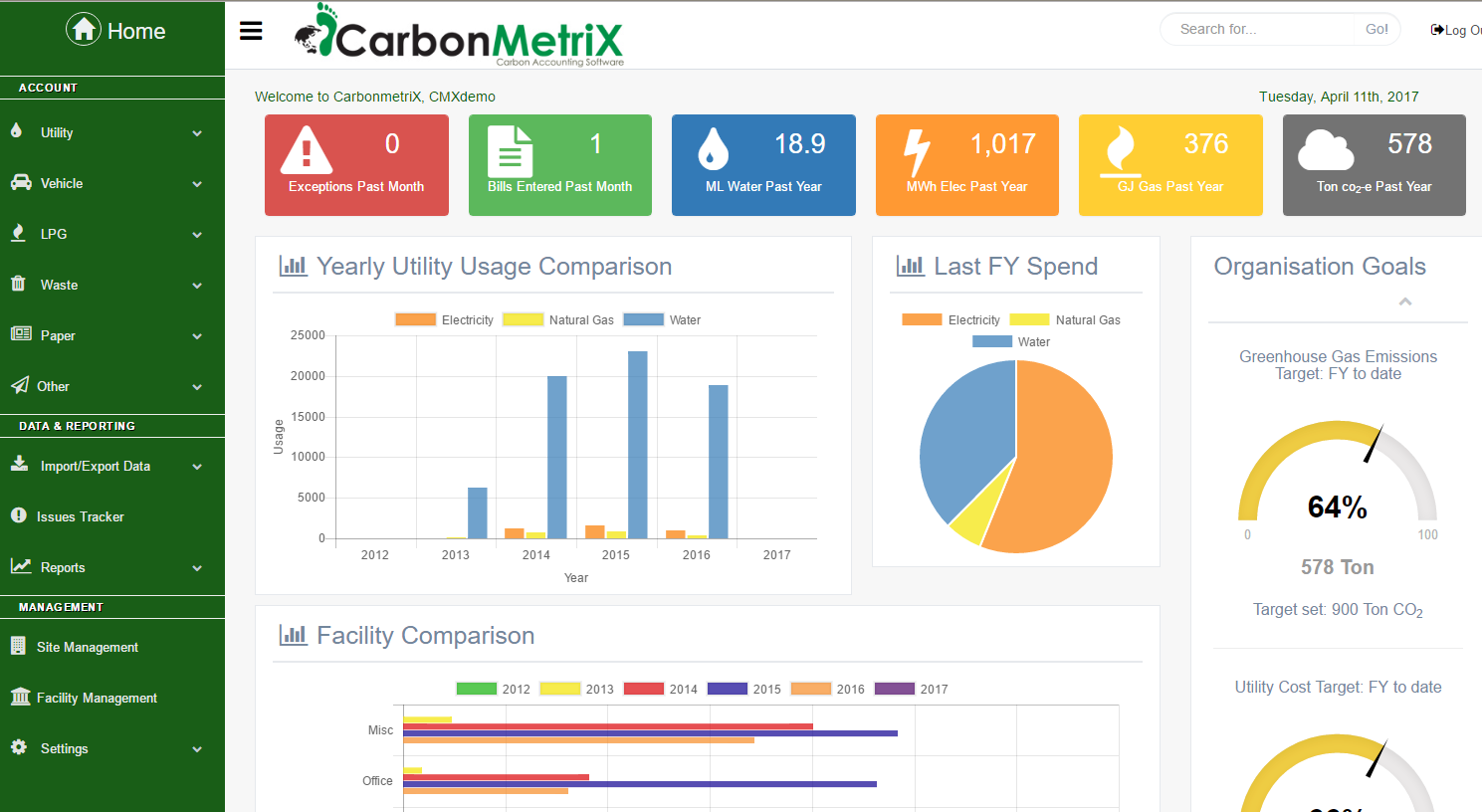Carbon Accounting Software